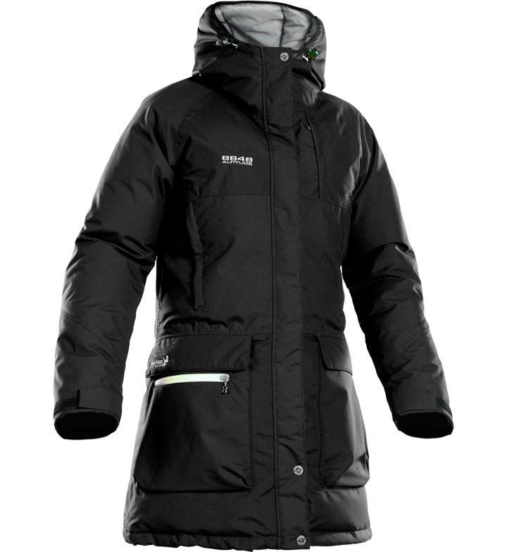 Пуховик 8848 Altitude - Gila Womens Down Coat черный