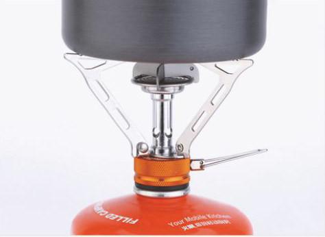 Fire-Maple FMS-103 портативная газовая горелка - 5