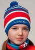 Nordski Bright RUS лыжная шапка blue - 3