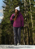 Nordski Motion женская прогулочная куртка iris - 3