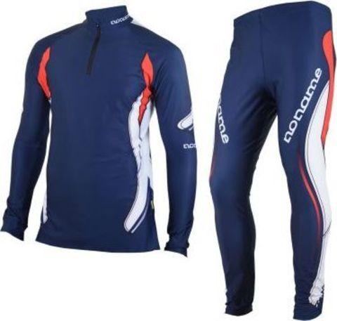 Noname XC Racing Suit BRW JR гоночный комбинезон детский синий