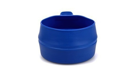 Wildo Fold-A-Cup портативная складная кружка navy blue