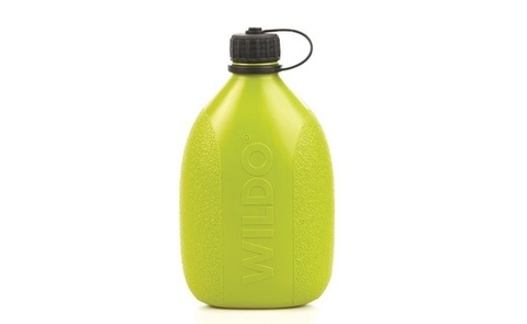 Wildo Hiker Bottle фляга lime