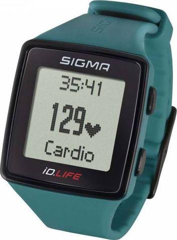 Sigma ID.Life спортивные часы pine green