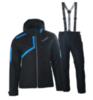Nordski Premium прогулочный лыжный костюм черный - 3