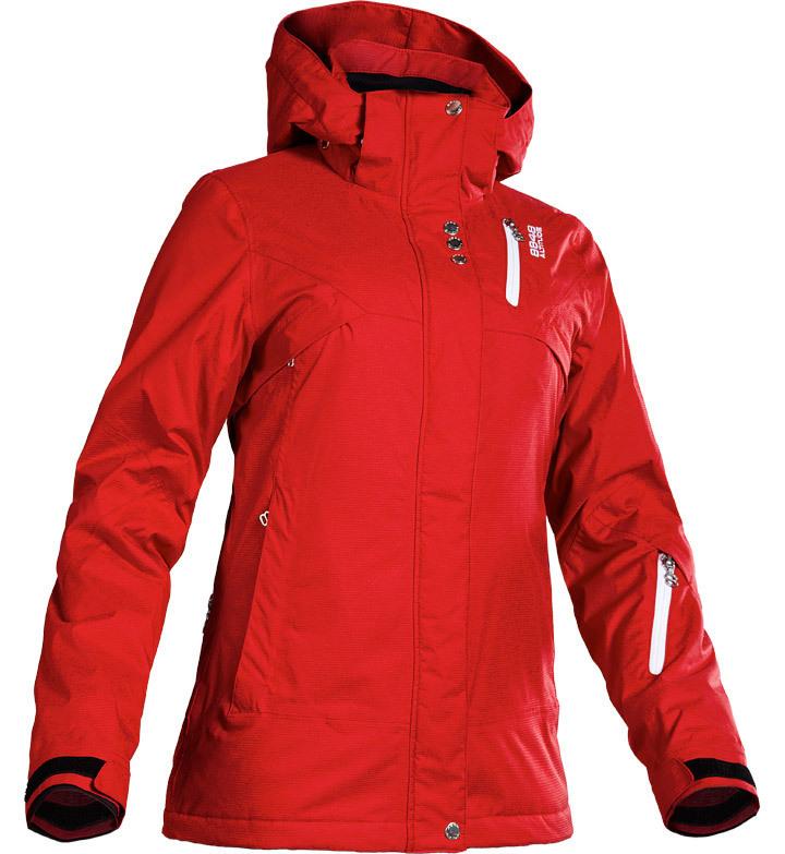 Горнолыжная куртка 8848 Altitude Carrie Jacket красная