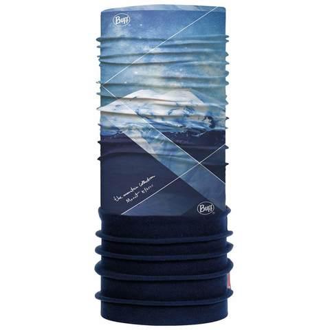 Buff Mountain Collection Polar Elbrus многофункциональная бандана синяя