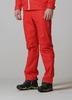 Nordski мужские ветрозащитные брюки red - 1