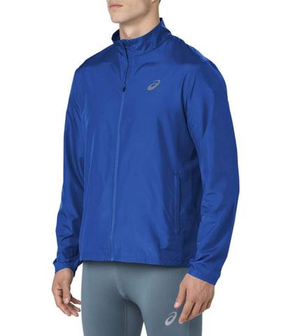 Asics Silver ветрозащитная куртка мужская