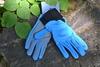Nordski Racing National  Jr детские лыжные перчатки голубые - 2
