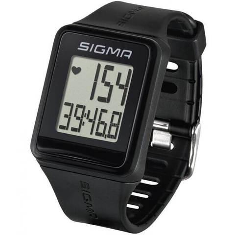 Sigma ID.Go пульсометр black