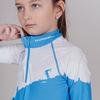 Nordski Jr Premium RUS детский гоночный комбинезон blue - 4
