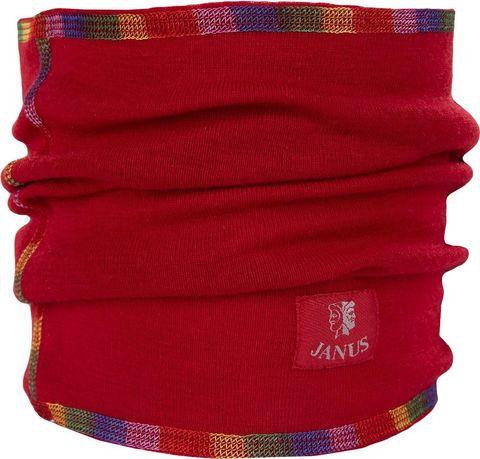 Janus шарф-горловина red