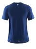 CRAFT JOY RUN мужская футболка для бега синяя - 1