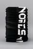 Nordski Logo многофункциональный баф черный - 1