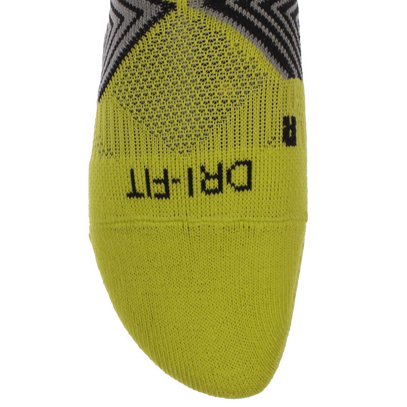 Носки Nike Run Dri Fit Socks жёлтые - 3