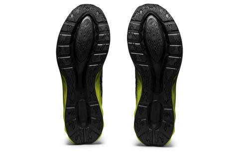 Asics Dynablast кроссовки для бега мужские черные-лайм