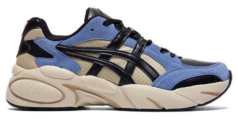 Asics Gel Bnd кроссовки прогулочные мужские синие-бежевые