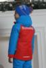 Nordski Junior National прогулочный лыжный костюм детский red - 2