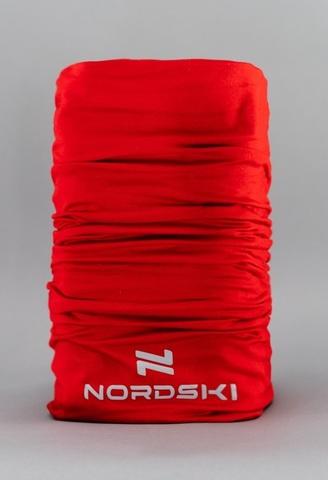 Nordski Active многофункциональный бафф red