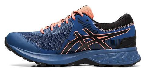 Asics Gel Sonoma 4 GoreTex кроссовки для бега женские синие