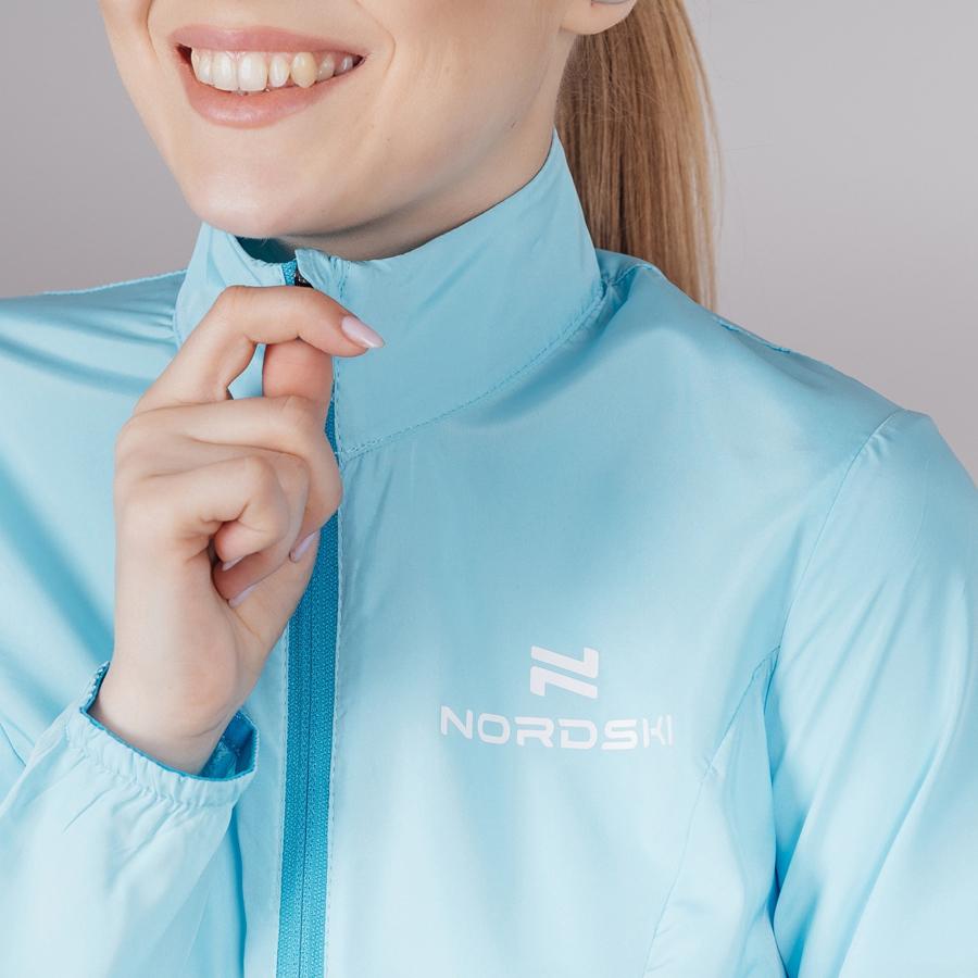Nordski Motion костюм для бега женский breeze - 8