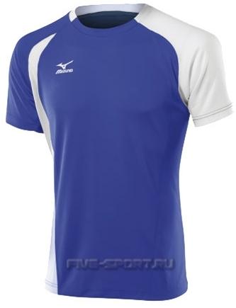 Mizuno Trade Top 351 футболка волейбольная мужская blue