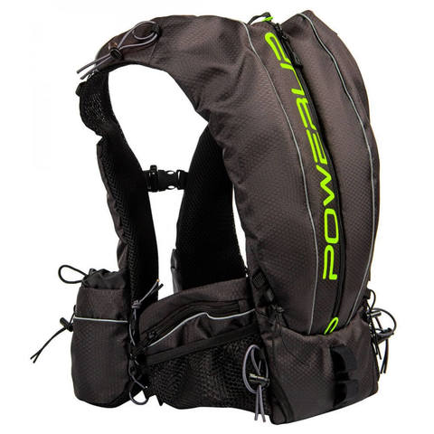 PowerUp Mountain Ultra Race рюкзак для бега черный