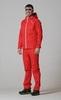 Nordski мужские ветрозащитные брюки red - 2