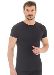 Термобелье мужское Brubeck Comfort Wool футболка черная