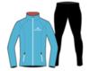 Nordski Premium беговой костюм женский Black-Breeze - 1