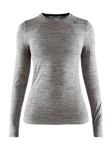 Craft Fuseknit Comfort термобелье рубашка женская grey