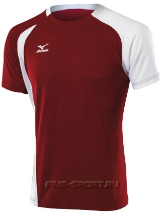 Mizuno Trade Top 351 футболка волейбольная мужская red