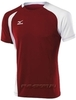 Mizuno Trade Top 351 футболка волейбольная мужская red - 1