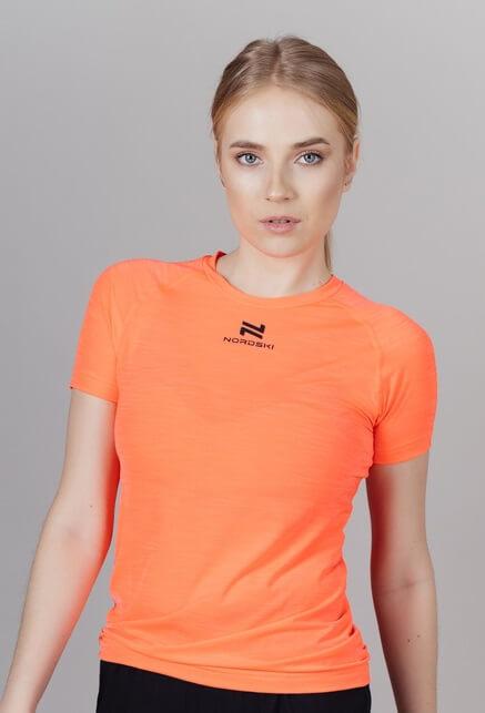 Nordski Pro Premium тренировочный комплект женский coral - 2