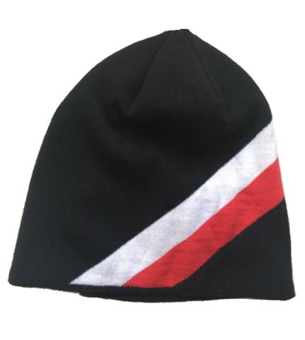 Noname Stripe лыжная шапка черная
