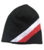 Noname Stripe лыжная шапка черная - 1