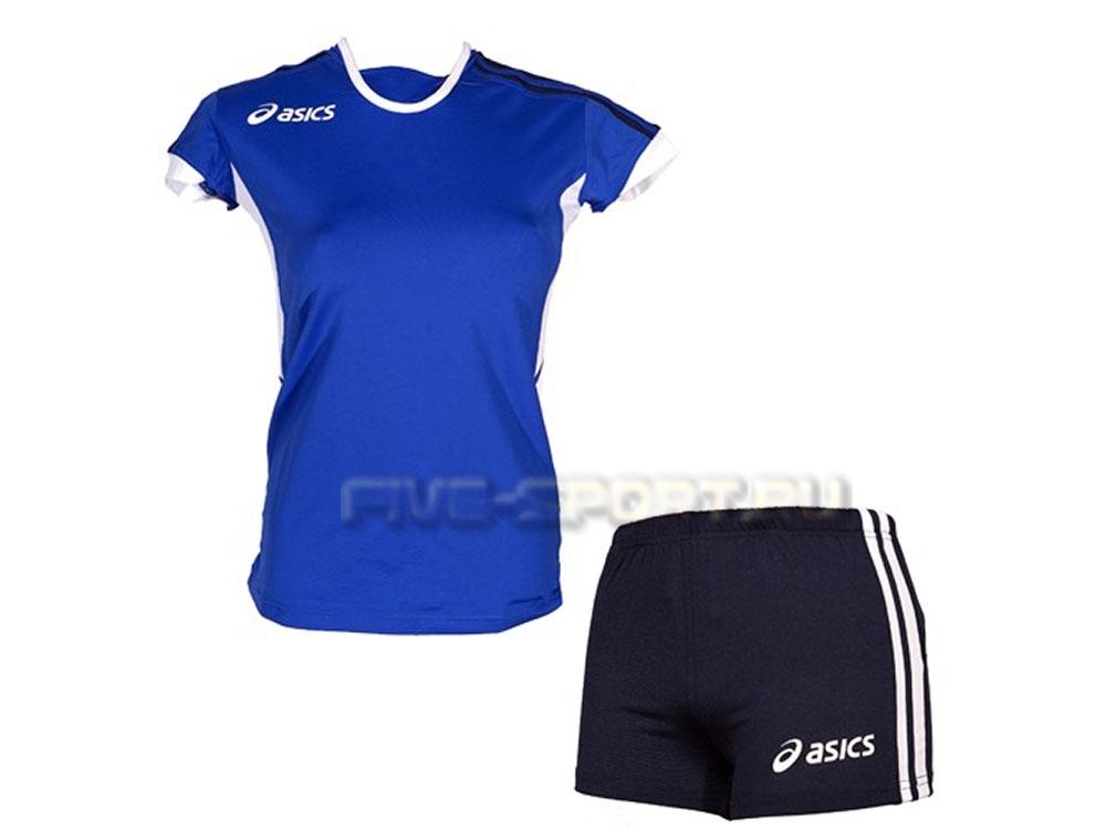 Asics Set Azzurra (W) Форма волейбольная