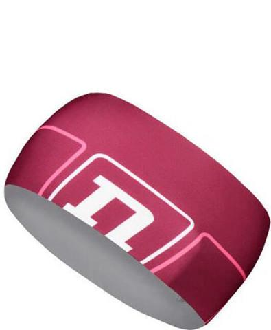 Noname Race Headband 19 повязка розовая