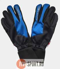 Nordski Motion WS перчатки черные-синие