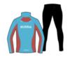 Nordski Premium беговой костюм женский Black-Breeze - 2