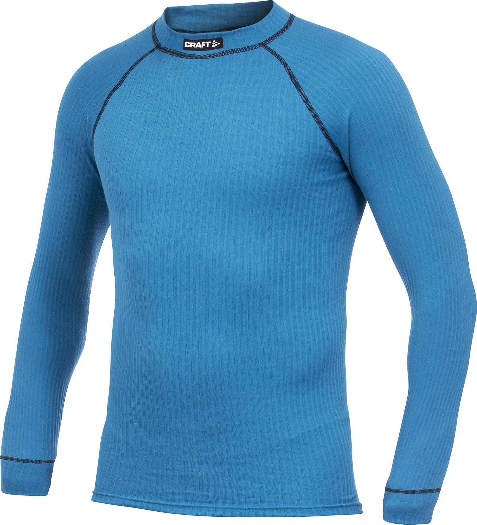 Термобелье Рубашка Craft Active мужская blue