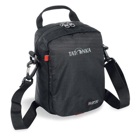 Tatonka Check In RFID сумка с интегрированной защитой данных black