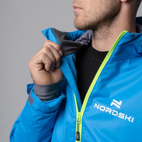 Nordski Light утепленный ветрозащитный костюм мужской