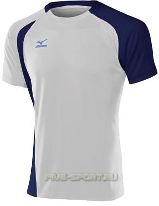 Mizuno Trade Top 351 футболка волейбольная мужская white