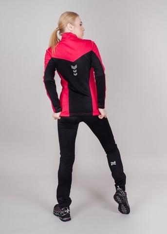 Детский разминочный костюм Nordski Jr Base Active pink