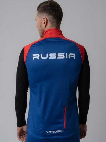 Nordski Premium лыжный жилет мужской patriot