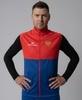 Nordski Premium лыжный жилет мужской patriot - 1