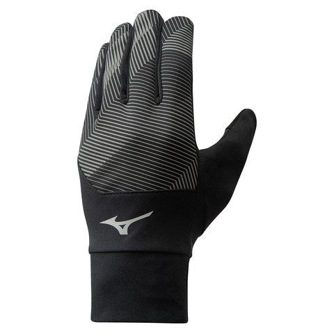 Mizuno Windproof Glove перчатки утепленные