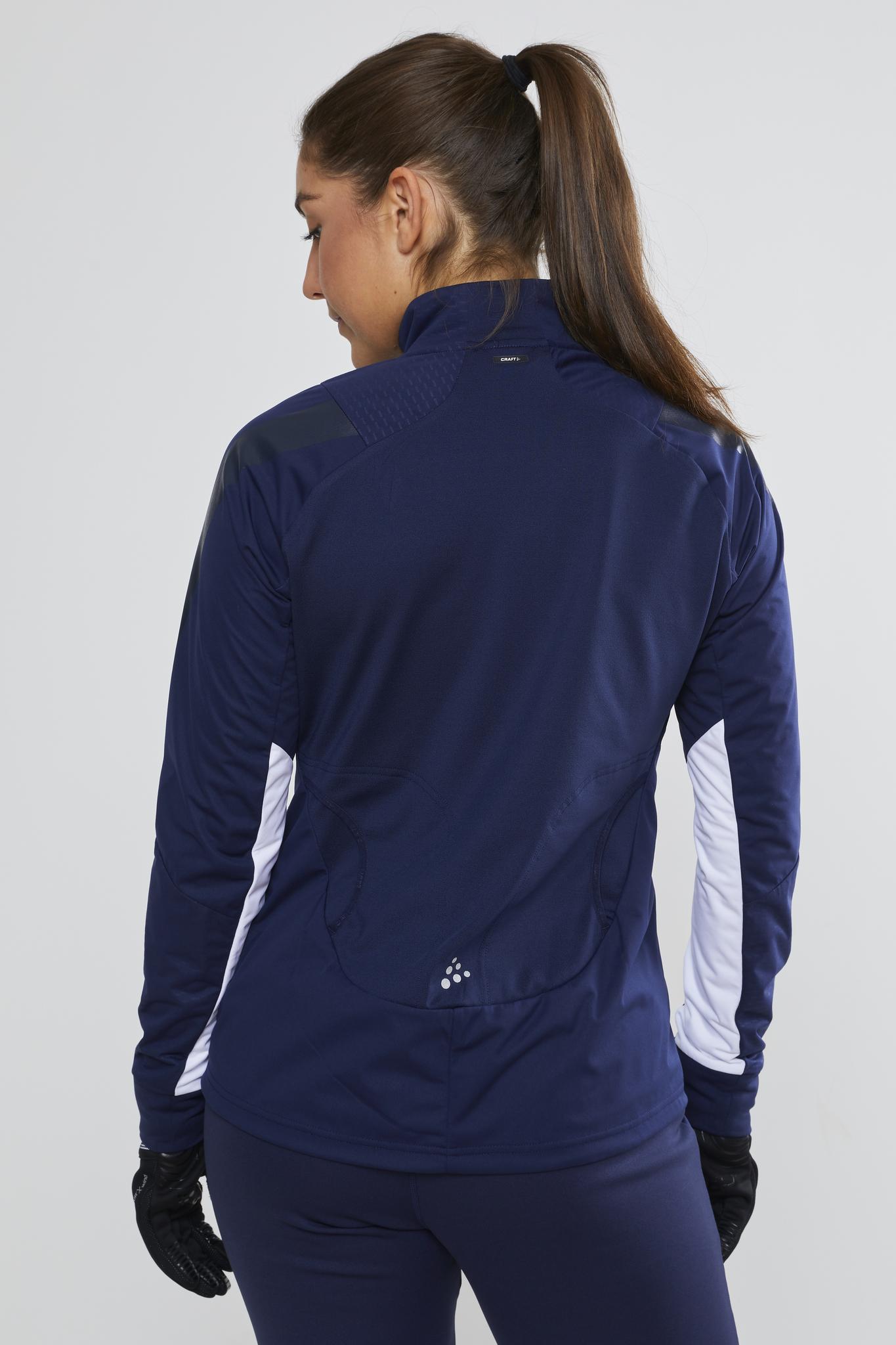 Craft Sharp XC лыжный костюм женский темно-синий - 3